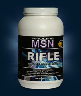 Rifle Whey Fraction